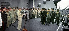 VJ Day: Japan Surrenders to Gen. Douglas MacArthur 9-02-45 | by discoveringhawaii.com