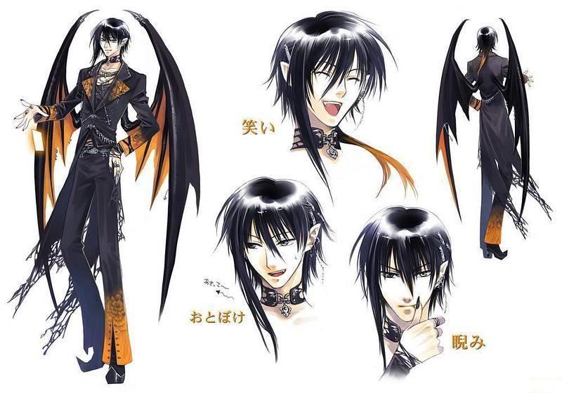 anime demon boy zmaydeadly viper flickr