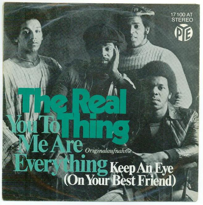 Real Thing, The - The Best Of The Real Thing