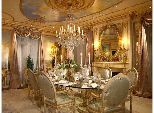 Rococo Ceiling Design This Is An Exquisite Example Of A