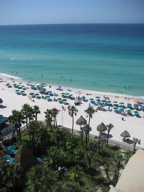 Holiday Inn Panama City Beach Oceanfront Panama City Beach Fl