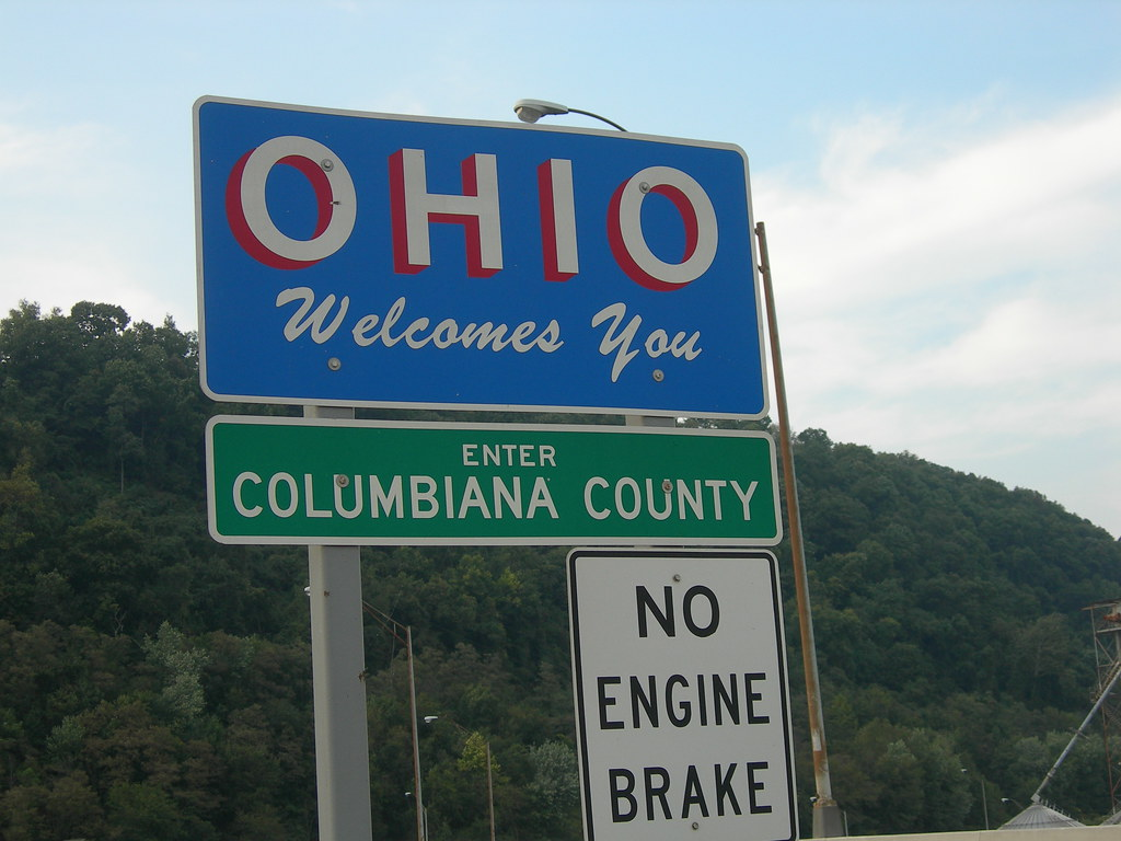 Ohio State Line  Chester, Wveast Liverpool, Ohio  Jimmy. Alto K10 Stickers. Business Solution Banners. Horse Stall Signs. Wall Plant Murals