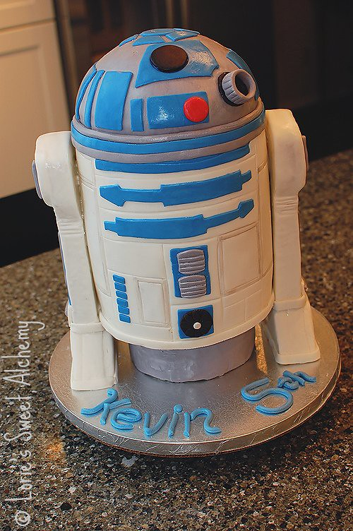 R2d2 Cake It Is A Period Of Grand Birthday Cakes