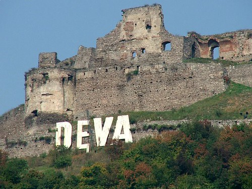 Deva Forress Transylvania 13th Century Jules Verne S
