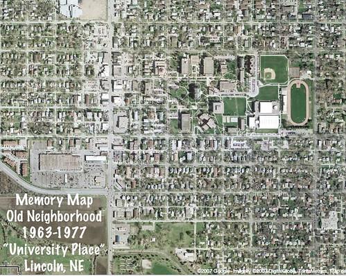 Memory Map Of My Old Neighborhoods Vol  University Plac