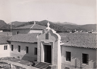 Original Administration Building: - central Courtyard of West Tower-North Quad | by California State University Channel Islands