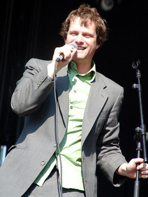 ... Dick Valentine (Electric Six)   By MisfitKid