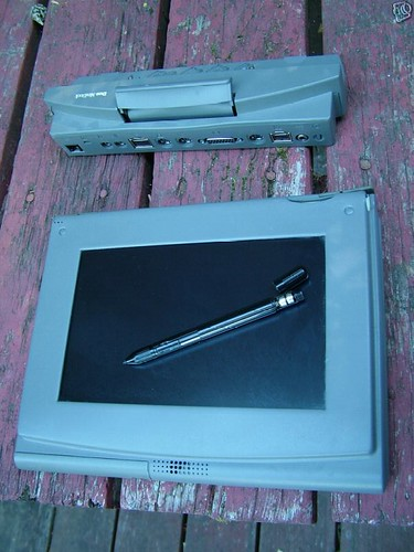 Penlite Prototype by Apple - Front w/Duo MiniDock Removed | by sonnyhung