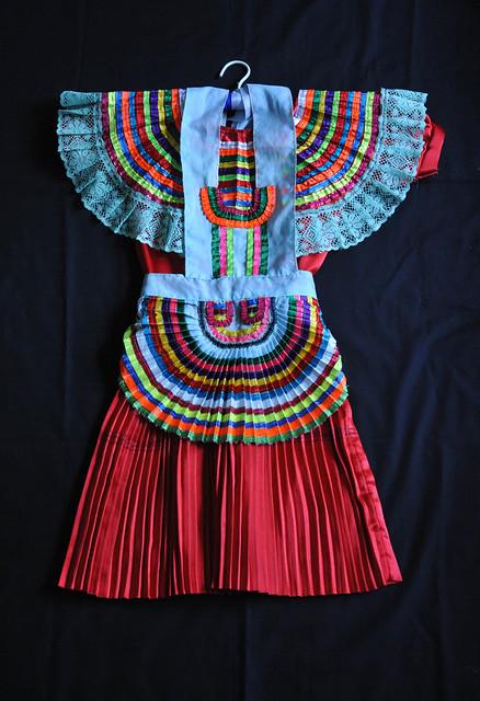 Maya Dress and Apron Mexico | Flickr - Photo Sharing!