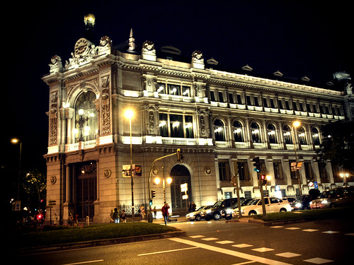 The Bank of Spain, Madrid | by kevinpoh