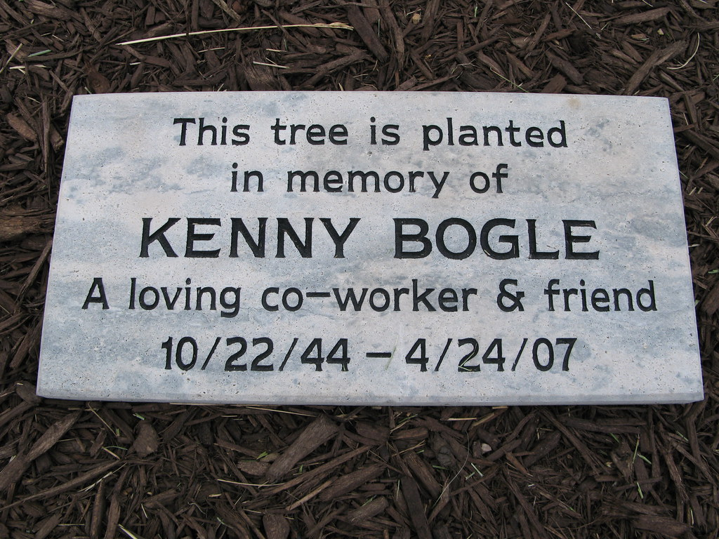 In Memory Of Kenny Bogle Kenny Was Killed In The Parking