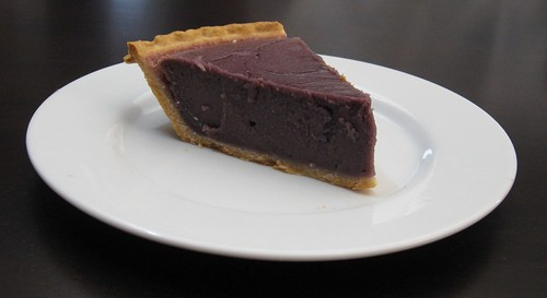 Purple Sweet Potato Pie | by arnold | inuyaki