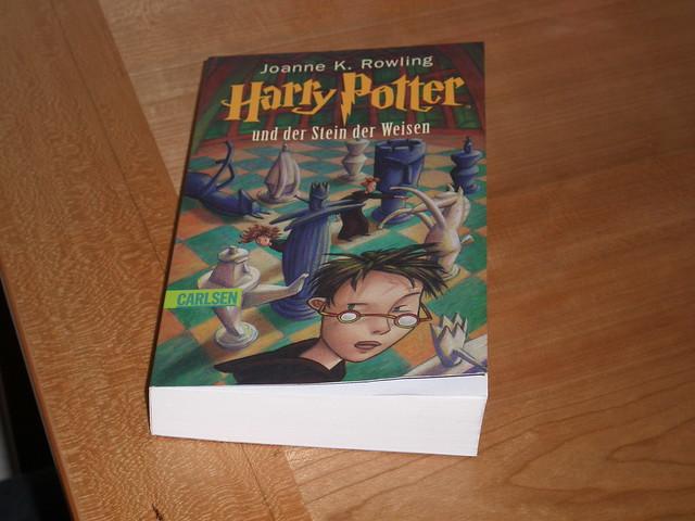 harry potter und der stein der weisen  flickr  photo