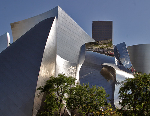 Walt Disney Concert Hall | by Sailabt