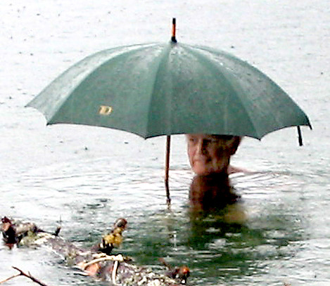 Swimming In The Rain Apologies To Gene Kelly Another