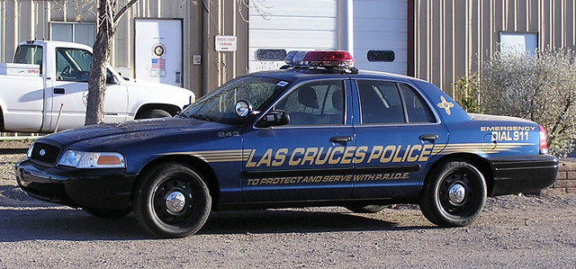 Las cruces police department patrol division new for Las cruces motor vehicle division las cruces nm