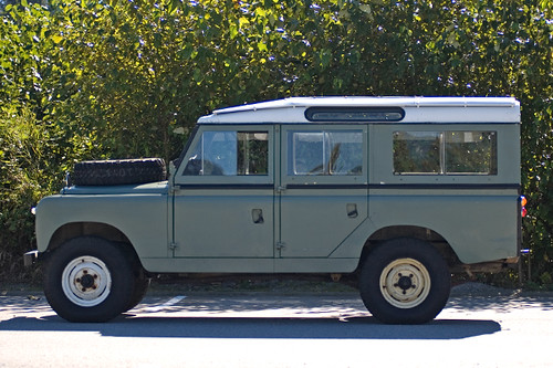 1961 Land Rover 109 Iia My Old 1961 Series Iia Flickr