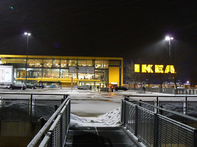Ikea Ottobrunn 20090216 ikea münchen brunnthal the was coming q flickr