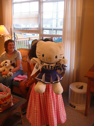 Image Result For Hello Kitty Cheerleader