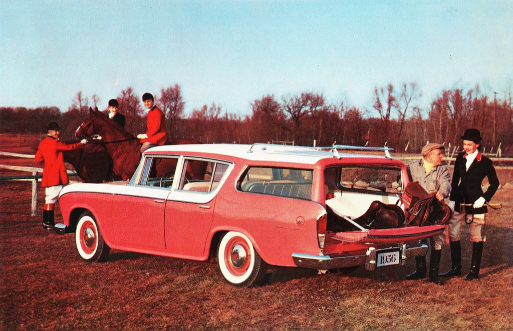 1956 rambler super cross country station wagon the least. Black Bedroom Furniture Sets. Home Design Ideas