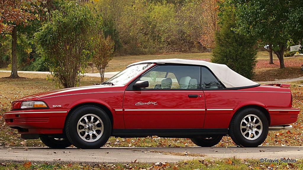 Pontiac sunbird Fensterdichtungsstreifen