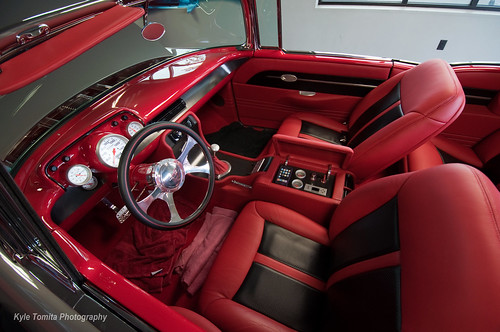 Chevy Ss Interior >> 57 BelAir SS interior | Flickr - Photo Sharing!
