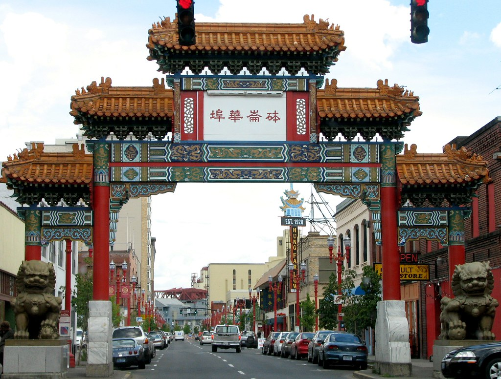 Asian restaurants in portland