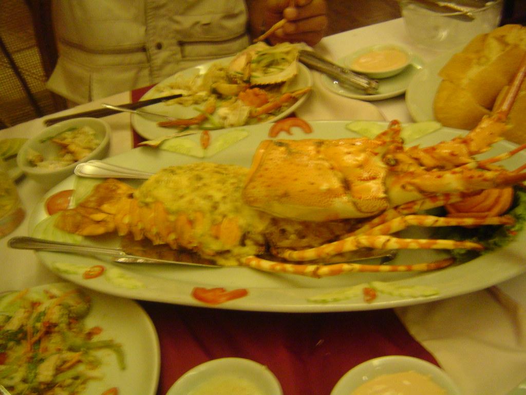 Thai Pan Restaurant Liverpool