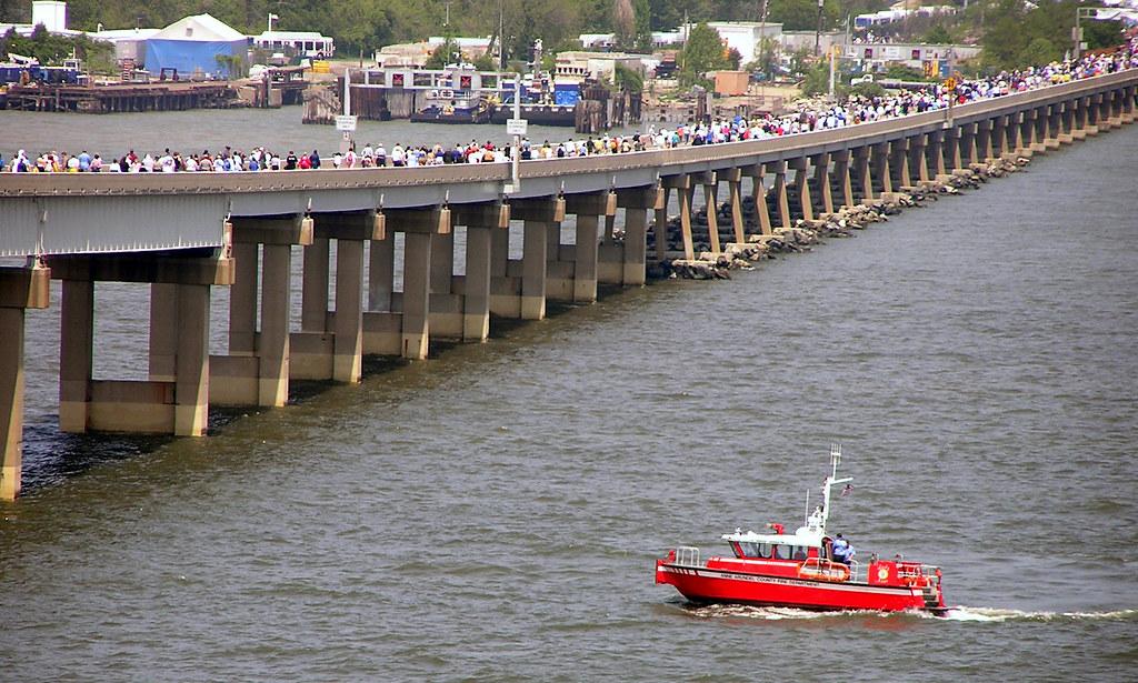 Anne Arundel Chesapeake Bay Bridge This