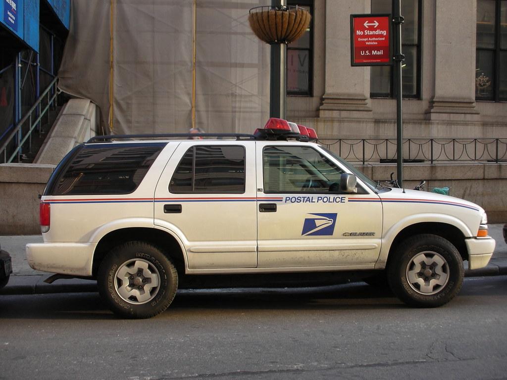 united states postal service  usps  police