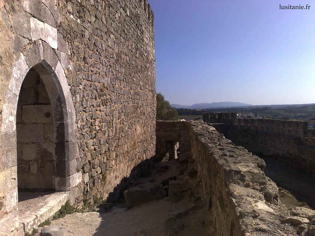 Dispositif défensif du Château