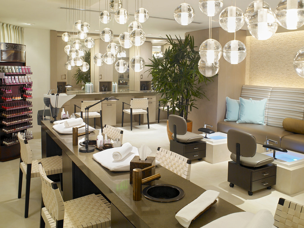 Luxury Hair Salon Furniture