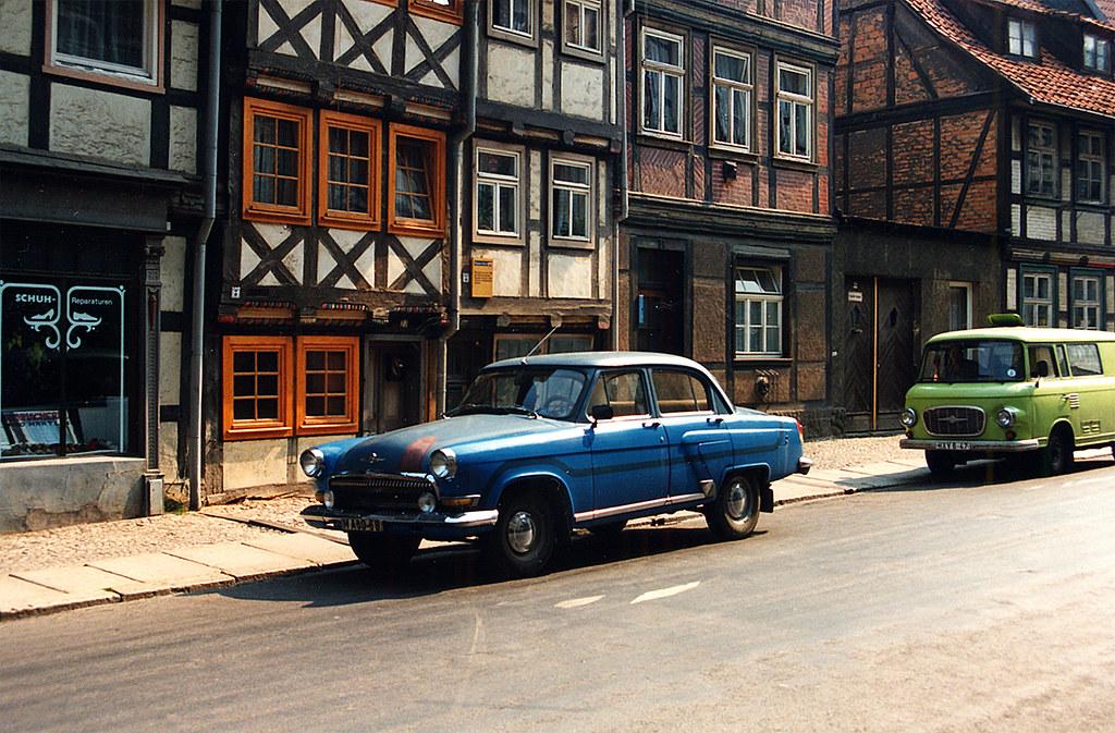 east german nostalgia