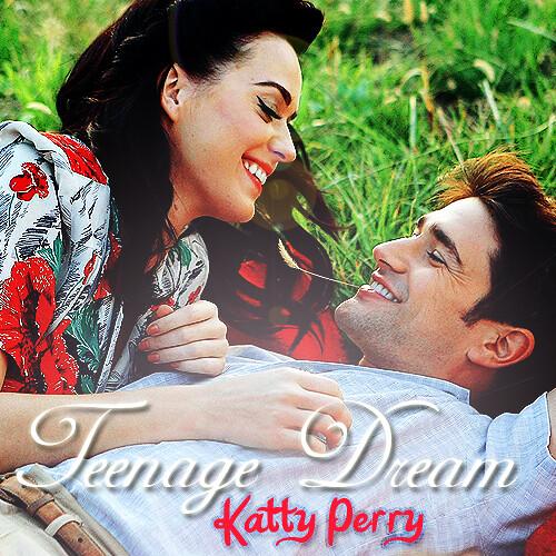 katy perry teenage dream cd cover