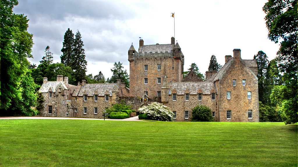 Cawdor Castle   On a day which we had visited a priory ...