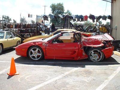 20KMile 1999 Ferrari F355 Spider F1 for sale on BaT