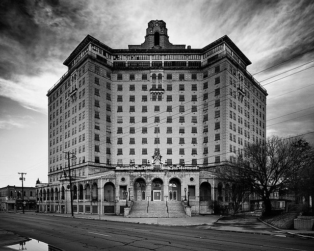 Baker Hotel Opened 1929 Mineral Wells Texas More Here