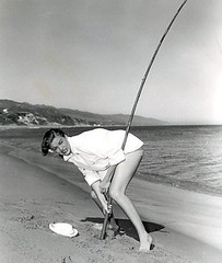 Women Fishing Michigan Surf Casting Lake Michigan | by UpNorth Memories - Donald (Don) Harrison