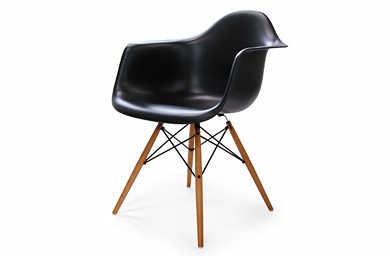vitra daw eames plastic armchair bought a book yesterday a flickr. Black Bedroom Furniture Sets. Home Design Ideas