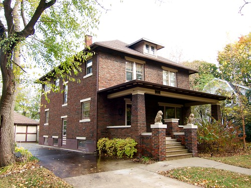 American Foursquare House, 1923   Flickr - Photo Sharing!