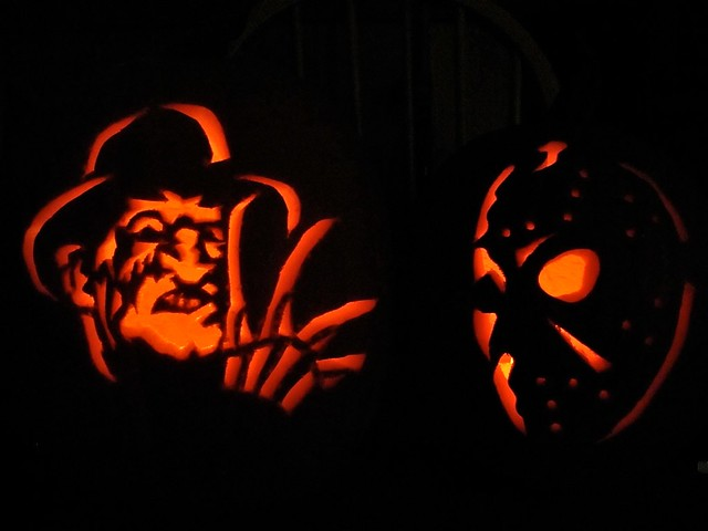 the gallery for gt jason pumpkin carving