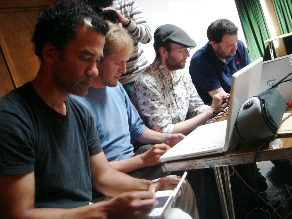 Interesting2007: Electroplankton quartet