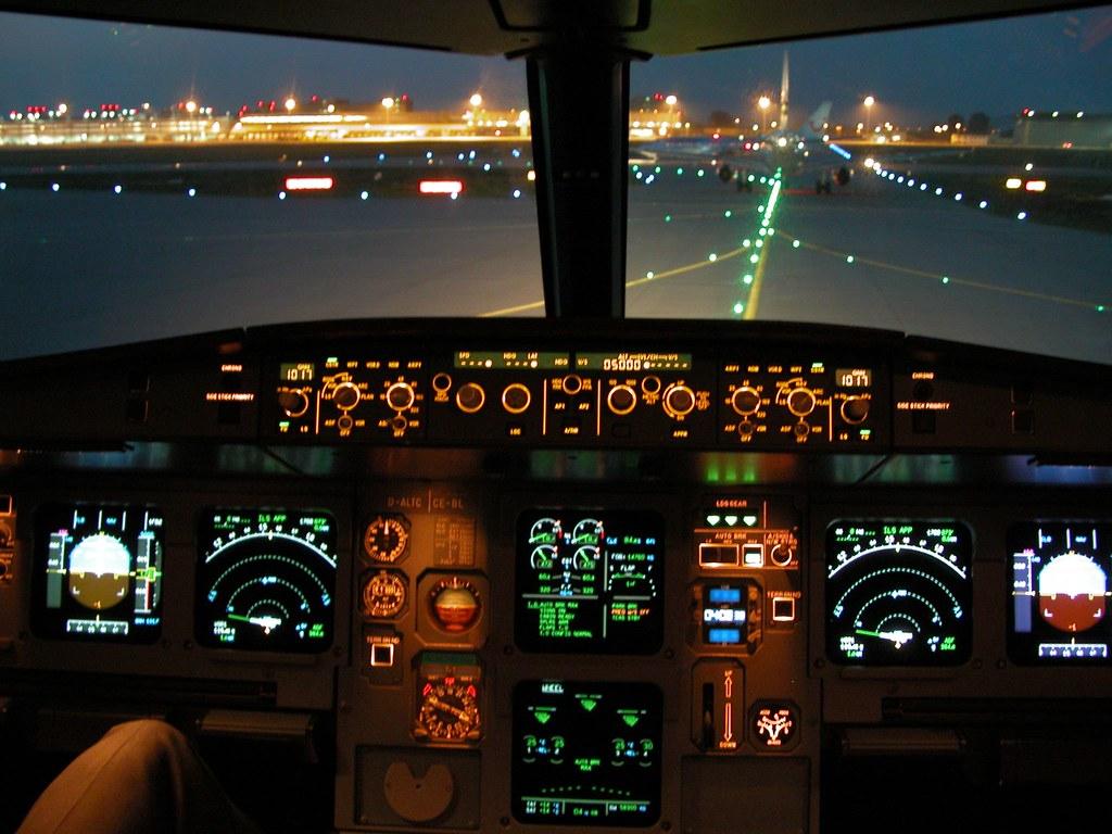 airbus a320 cockpit layout pdf