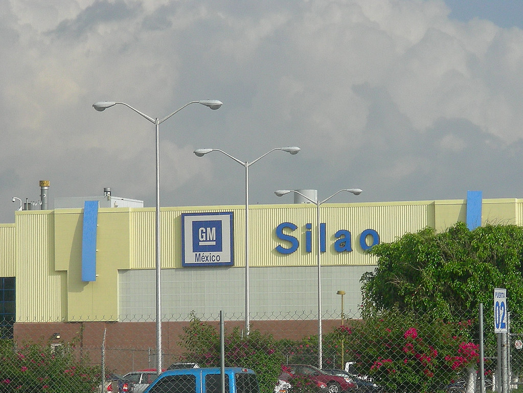 Gm silao the enormous general motors assembly plant in for General motors assembly plant