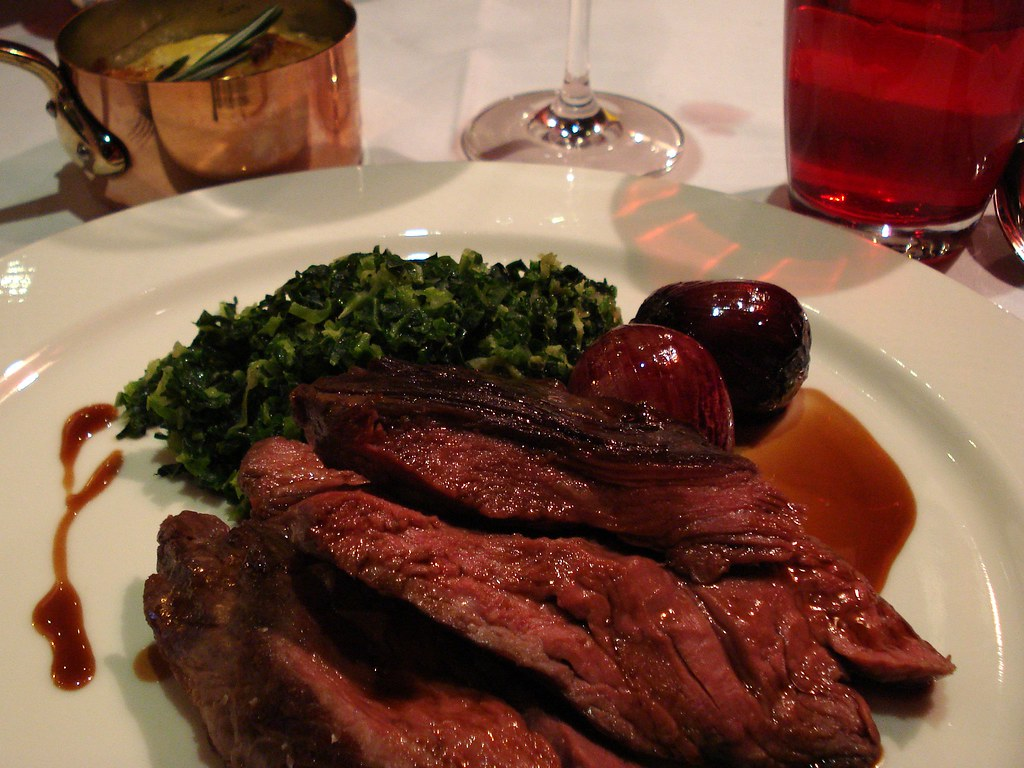 how to cook beef bavette