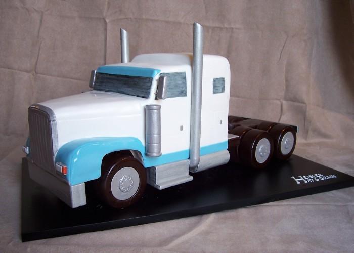 Pictures Of  Wheeler Birthday Cakes