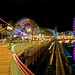 Strolling Paradise Pier