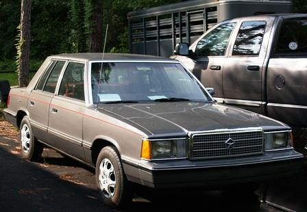 1984 Plymouth Reliant | R36 Coach | Flickr |Plymouth Reliant White