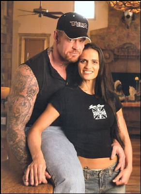 This is the Undertaker...