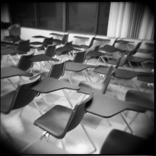 Classroom from Dunce Corner | by alternatePhotography
